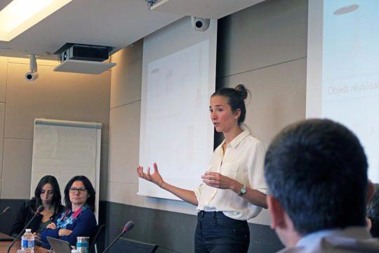 Hélène de Vestele formation conférence entreprise Zero déchet