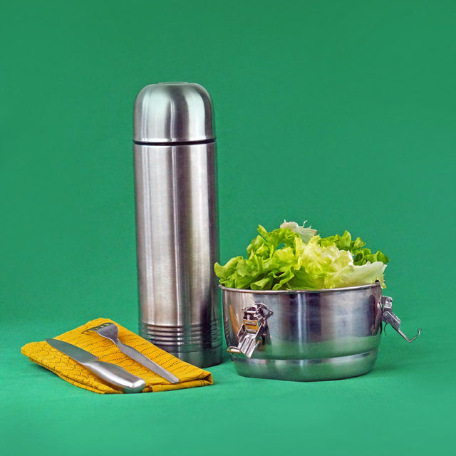 picnic inox matériel Zero Waste