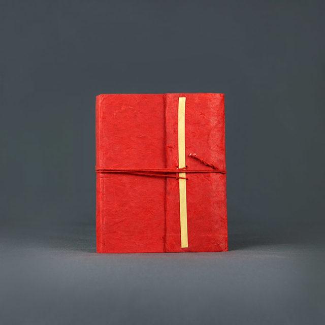 red_note_book_zerowaste_edeni