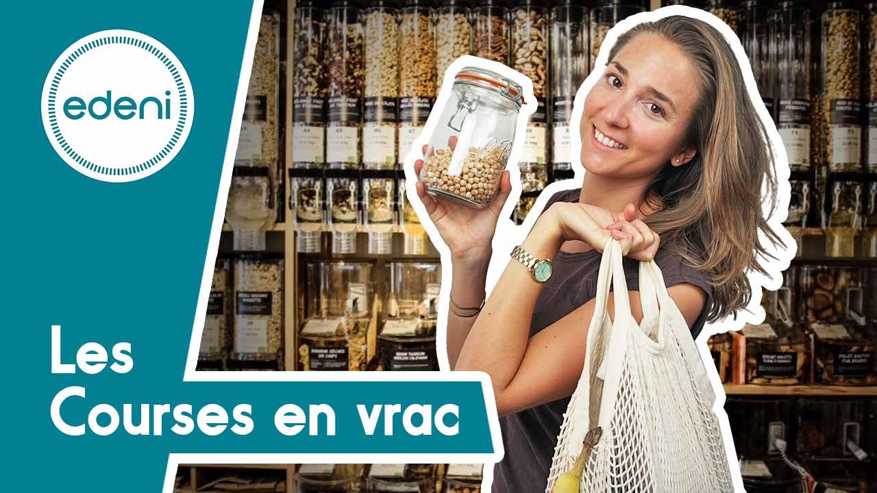Les courses : Le vrac, les supermarchés et gagner du temps !
