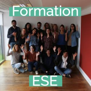 formation en approche ESE, écologie, santé, éthique, RSE