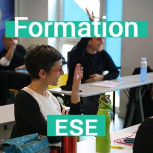 FORMATION EN APPROCHE ESE - ECOLOGIE SANTE ETHIQUE - EDENI